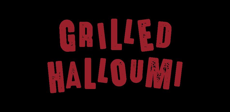 Grilled Haloumi